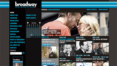 Case Study Broadway: Creating Great User Experience
