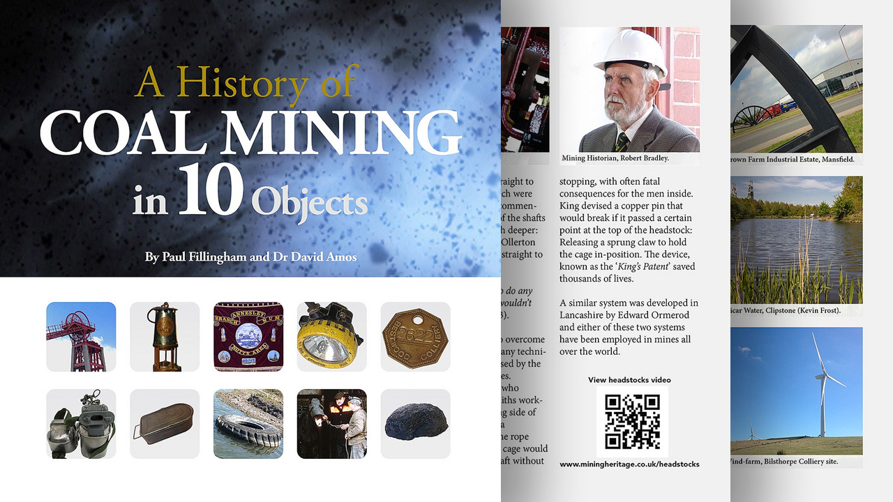 History of Coal Mining in 10 Objects eBook