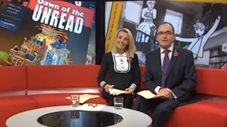 Digital Lit on BBC News