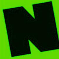 Nottingham's slanty Letter N