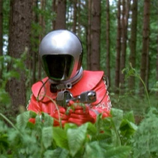 Gerry Andersons UFO alien