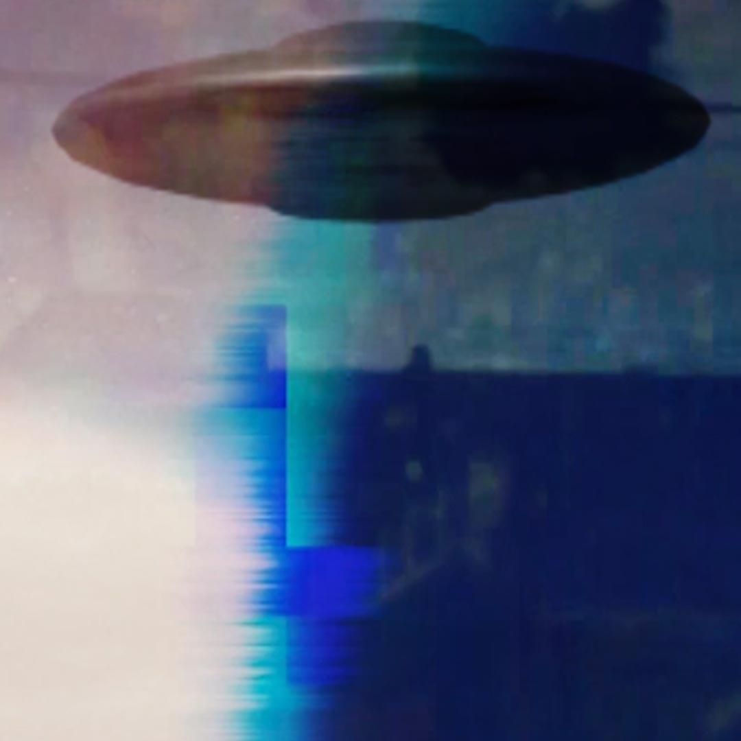 Apollo Eyes UFO