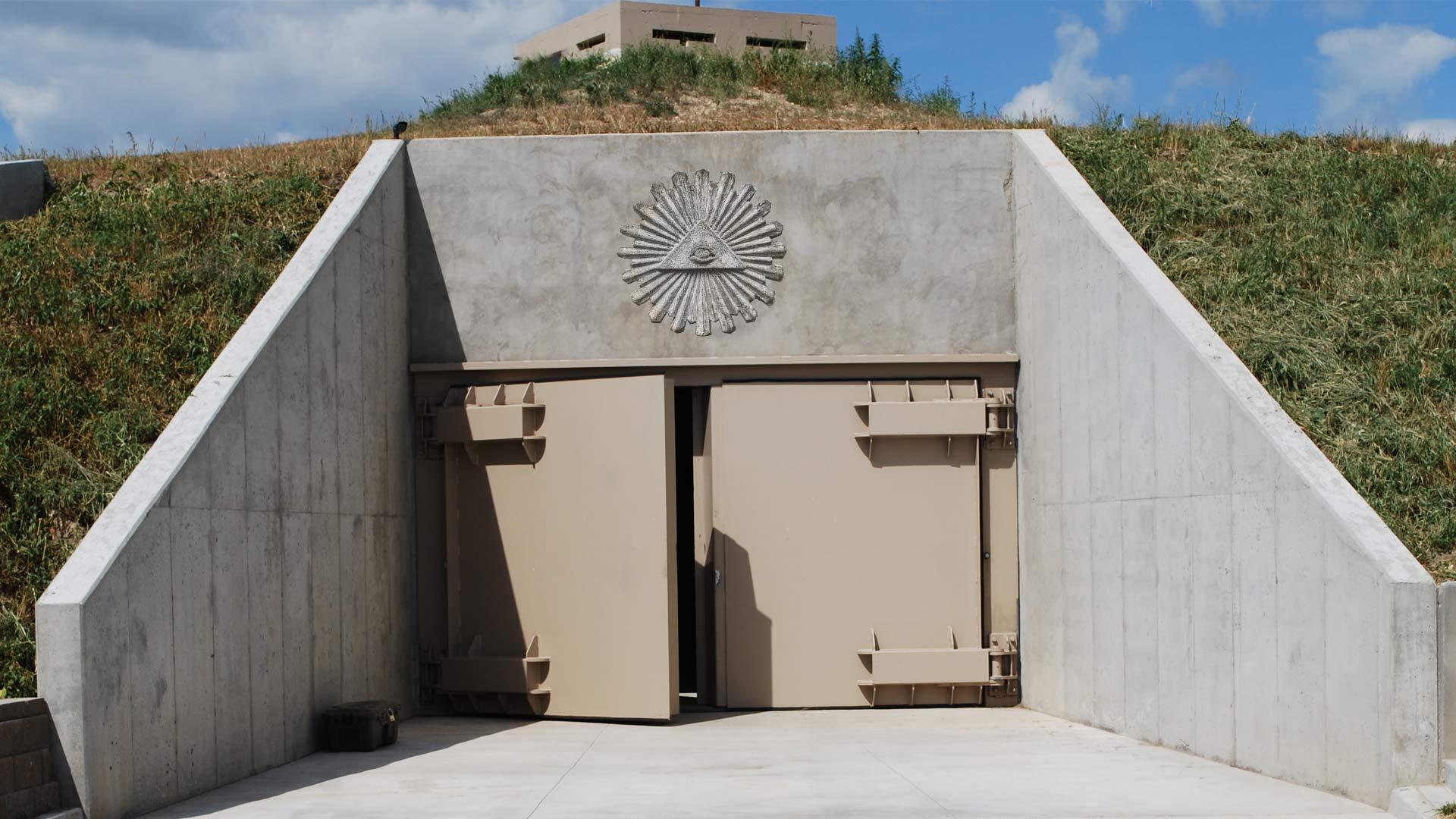 Masonic bunker