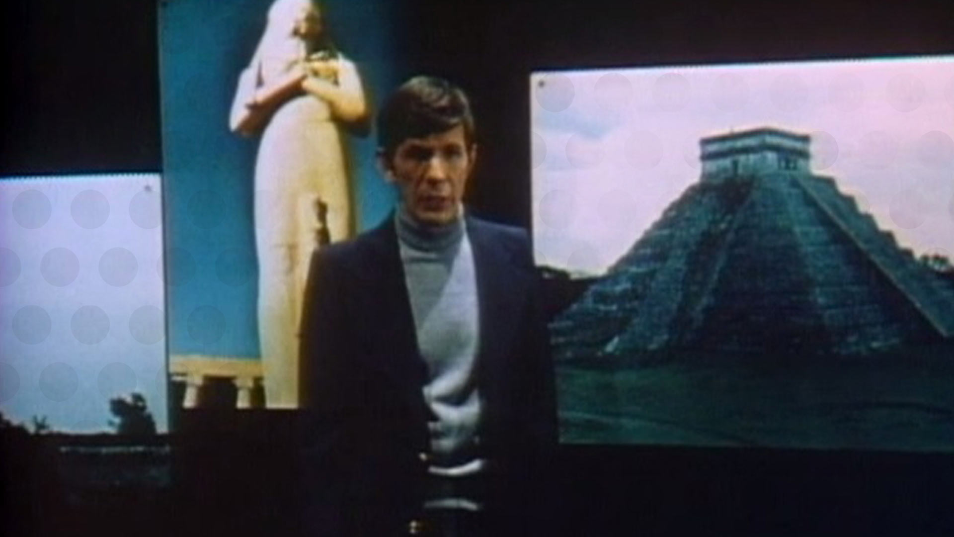 Leonard Nimoy, In Search of...