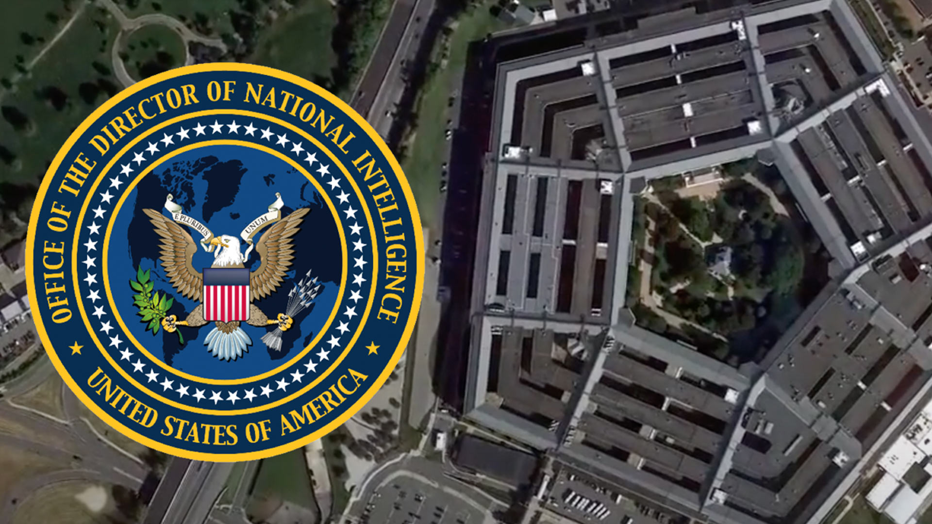 US Seal and Pentagon