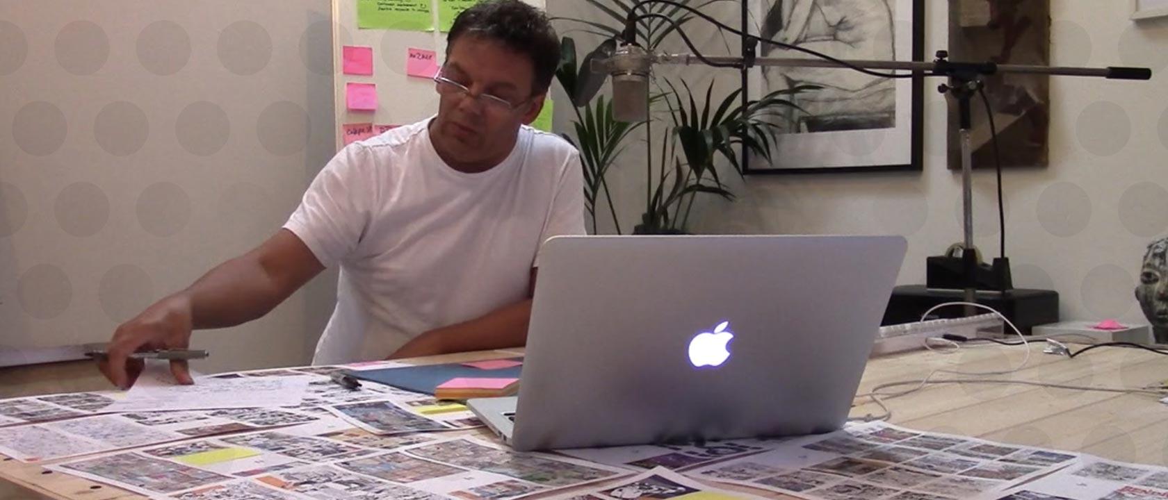 Paul Fillingham design studio