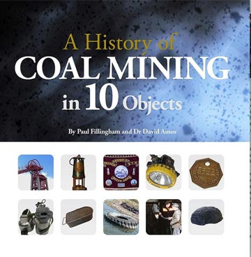 Coal Mining in x10 Objects book