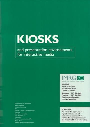 Kiosks white paper
